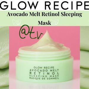 2/$15 Glow Recipe Avocado Melt Sleeping Mask NEW